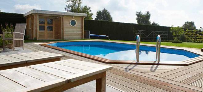 piscine bois woodline